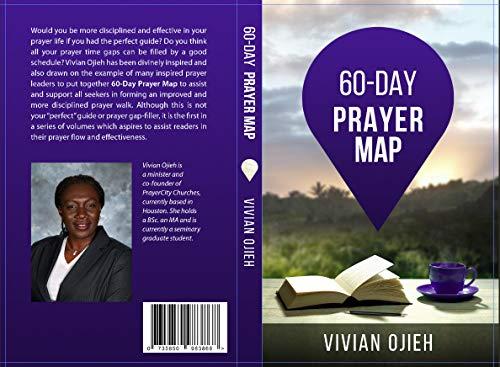 60-Day Prayer Map (English Edition)