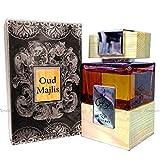 Oud Majlis 100ml von adschjad-Woody Sandelholz Bernstein Patchouli Moschus Rose Oriental