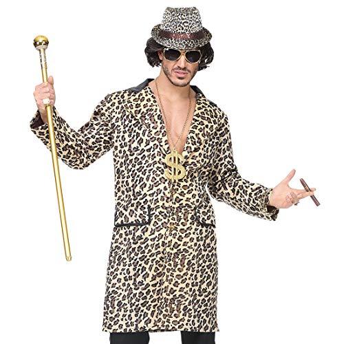 änner-Kostüm Zuhälter / Größe M/L (50/52) / Faschingskostüm Playboy Sugardaddy / Der Mittelpunkt zu Themenabend & Fasching ()