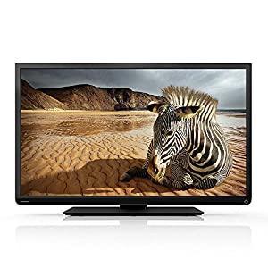 Toshiba 32L1357DB 32-inch LED TV with Freeview HD, Full HD Display (1920 x 1080 Resolution), Response Time 10ms, Brightness 300cd/m2, Aspect Ratio 16:9, Interface: 2 x HDMI, 2 x USB 2.0