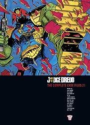 Judge Dredd: v. 21: The Complete Case Files