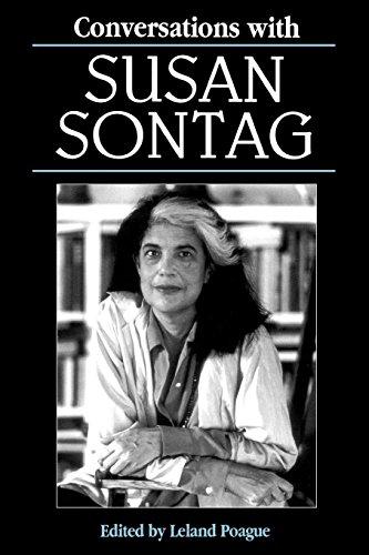 Conversations with Susan Sontag (Literary Conversations Series) - Leland Serien