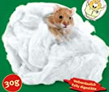 Karlie SNUGGLE NEST Hamsterwatte - 30 g, fr Hamster und Nager