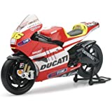 New Ray Toys Street Bike 1:12 Scale Motorcycle - Ducati MotoGP Valentino Rossi 57063 by New Ray Toys