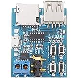 Módulo Decodificador MP3 Formato Reproductor de Audio de U Disk TF Tarjeta Junta Amplificador