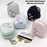 Shopaholic New Fashion Bag Hangings Coin pouch for Coins/Earphones/Multi Purpose