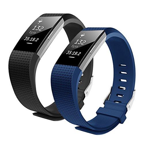 Bepack Fitbit Charge 2 Correa de Reemplazo