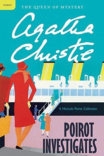 Poirot Investigates (Hercule Poirot Mysteries) por Agatha Christie