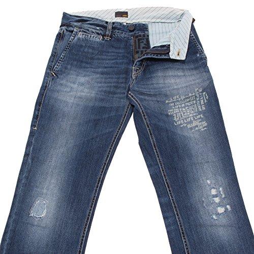 4161-jeans-fendi-uomo-pants-trousers-men-slim-fit-w29-l34
