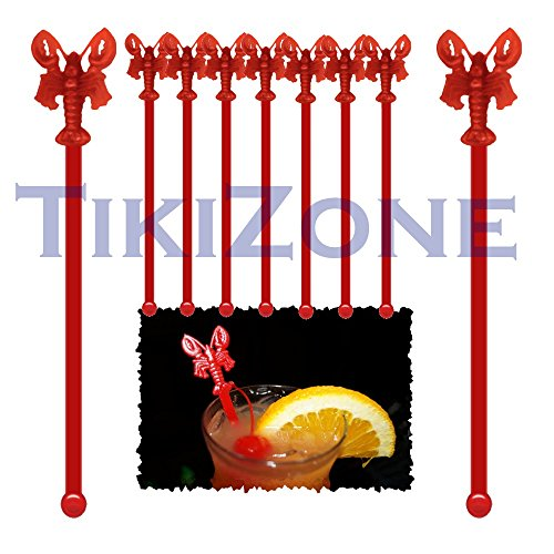red-lobster-cocktail-drink-stirrers-swizzles-50-by-t-z