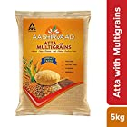 Aashirvaad Atta, Multigrains, 5kg