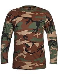 US Army Longsleve woodland S-XXL L