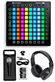 #8: Novation Launchpad Pro Ableton USB MIDI RGB DJ Controller+Mic+Headphones