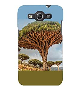printtech African Trees Unique Nature Back Case Cover for Samsung Galaxy Quattro i8552::Samsung Galaxy Quattro Win i8552