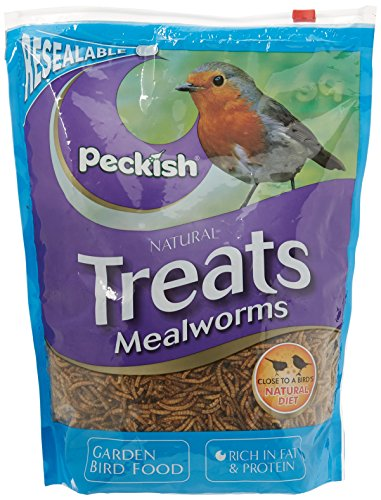 Peckish Behandelt Mealworms 500G