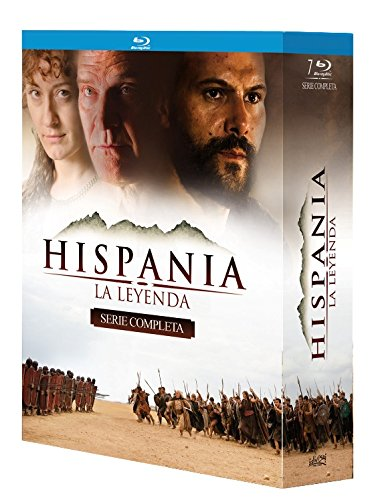 Hispania. La Leyenda - Serie Completa [Blu-ray]