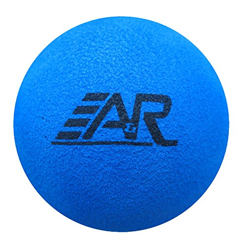 A & R SPORTS MINI DE HOCKEY PELOTA DE ESPUMA  AZUL