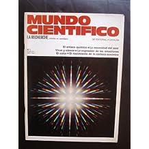 REVISTA MUNDO CIENTÍFICO VERSIÓN EN CASTELLANO DE LA RECHERCHE. VOLUEN 1. NUMERO 1. 1981