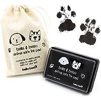 Cat und Dog Pet Paw Print Kit–Safe Tinte mit Kordelzug Tasche