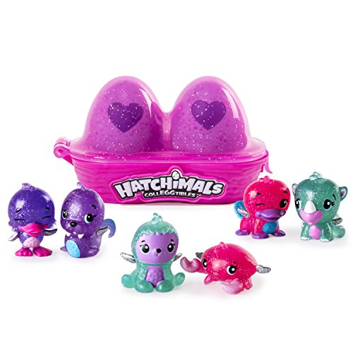 Spin Master 6041343  –  Hatchimals  –  CollEGGtibles Eierkarton 2 Stück S2