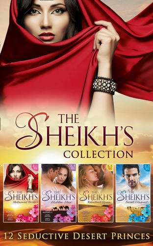 book cover of The Sheikhs Collection