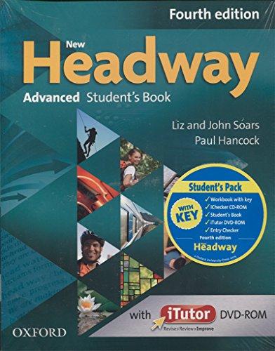 New headway. Advanced. Student's book-Workbook. Without key. Per le Scuole superiori. Con espansione online