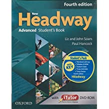 New Headway 4th Edition Advanced Student's Book + Workbook with Key
