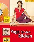 Yoga für den Rücken (GU Multimedia Körper, Geist & Seele)