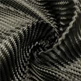 Descrizione:  Fibra di carbonio 200 gr 3k 2/2 TWILL altezza 100cm ,essendo tessuto Twill ha una grande drappeggiabilità ed essendo 3K ha fibre più spesse ma strette dando il classico effetto carbonio.  200 grammi per mtq vi permettono di usarla anche...