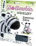 Wollowbies Häkelset Zamonius Zebra: Anleitung und Material für ein süßes Zebra zum Selberhäkeln
