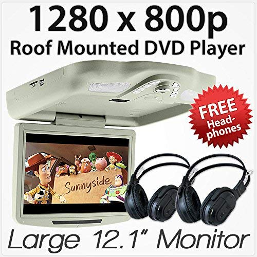 Reproductor de DVD para Coche DE 28 cm