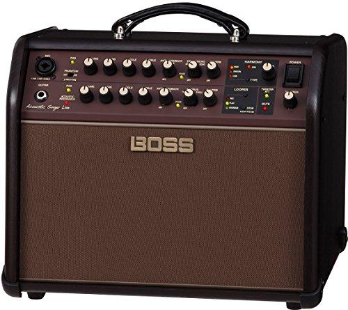 BOSS Acoustic Singer Live Akustik Gitarren Verstärker 60W