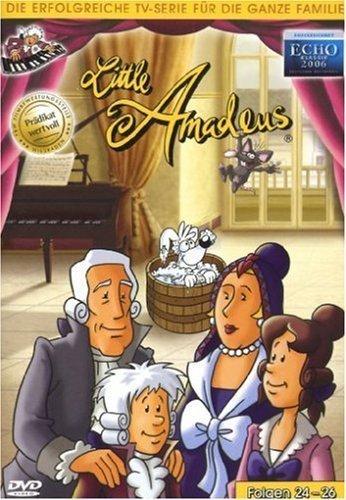 Preisvergleich Produktbild Little Amadeus - Folge 24-26