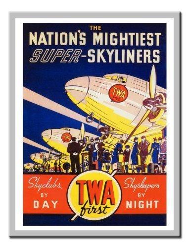 twa-dc3airline-print-1937memo-board-magnet-silber-gerahmt-41x-31cms-ca-406x-305cm