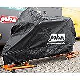 Polo Motorrad-Wetterschutz, Motorrad-Abdeckplane Outdoor Abdeckplane, robust, hitzefest bis 200 °C,...