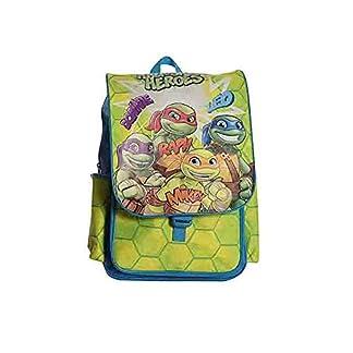 51jCDpm8YCL. SS324  - LIBERAONLINE Turtles Tortugas Ninja Mochila Escolar Mochila #AG18