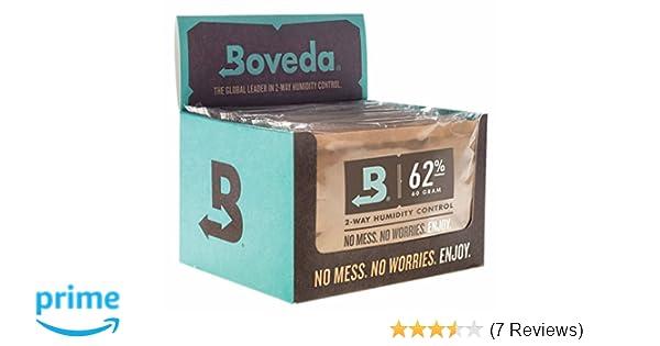 1 X 8g Neu Boveda 8 Gram 62% Humidipack 2 Way Luftfeuchtigkeit Kontrolle