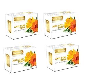 Richfeel Calendula Soap 75g each (pack of 4)