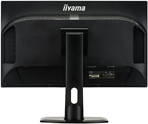 iiyama B2875UHSU B1 28 inch ProLite Height adaptable 4K HD LED Monitor by using USB Black Products