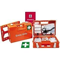 DocCheck Erste-Hilfe-Koffer (mit Füllung DIN 13157) preisvergleich bei billige-tabletten.eu
