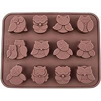 Smallbox gufo forme casa e Kichen Stampo per dolci per