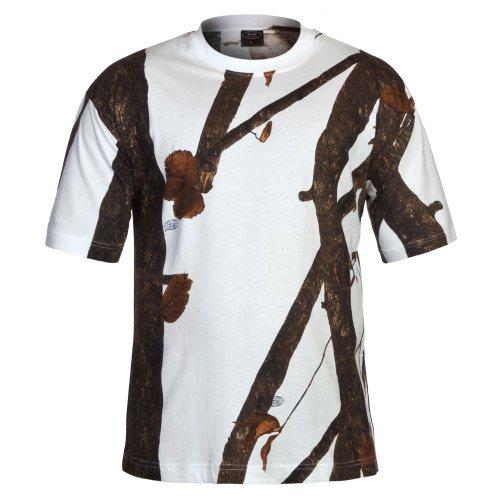 US T-Shirt, halbarm 170 g/m² Hunter Snow