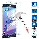 etec24® Samsung Galaxy S7 Schutzglas Hartglas Panzerglas Folie Echtglas Glas 100% Displayschutz Schutzfolie Panzerfolie Displayschutzfolie Premium 0,3mm Tempered Glass Screen Protector (für Samsung Galaxy S7)