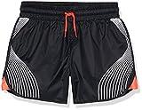 RED WAGON Sport Shorts Jungen, Schwarz, 110 (Herstellergröße: 5 Jahre)