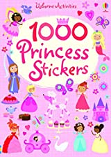 Perfect for keeping children occupied on journeys or at home, this features over 1000 stunning stickers which can be used to complete the scenes in the book or for simply sticking wherever they like. Ages: 4+