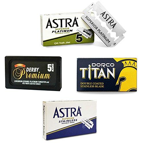 The Goodfellas' Smile - Titan/Premium Astra - Cuchillas