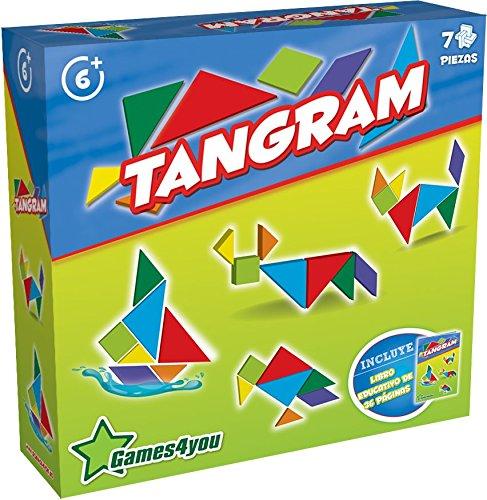 Science4you Tangram - Juguete científico y educativo