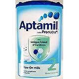 Aptamil Siga Sobre La leche de 6 meses en polvo 6 x 900gm