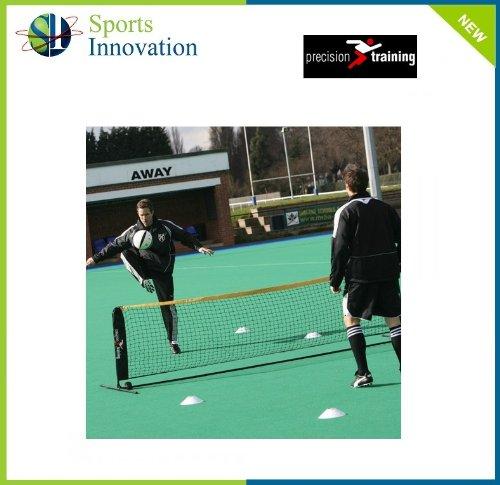 Precision Training Soccer Skills Net - 30  High x 8ft
