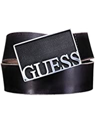 Guess - Ceinture M61z00 L0g20 Noir